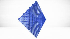 Dalle Polypropylène Bleu