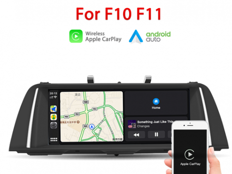 Système Apple CarPlay pour BMW Série 5 F10 - F11 - F18